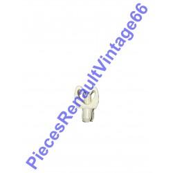 Agrafe simple pour tuyau pour Renault 12, Renault 15, Renault 17 et A310 4 cylindres