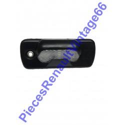 Eclaireur de plaque minéralogique pour Renault 12 phase 2