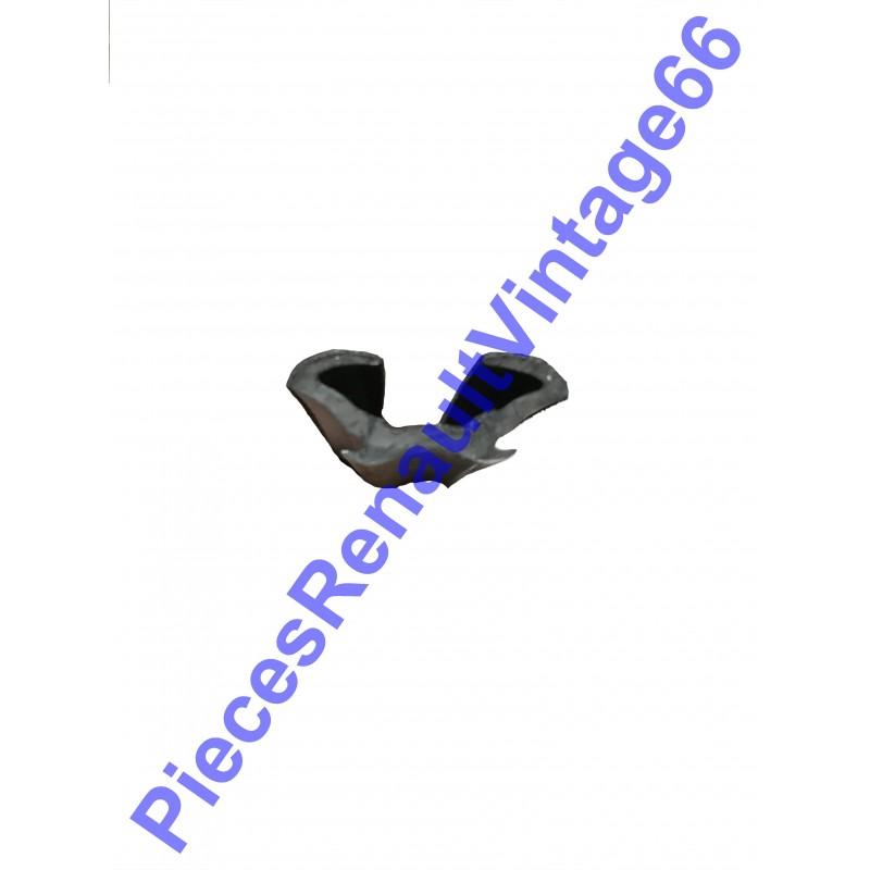 Joint de glissière de vitre arrière en velours pour Renault 12 tout model