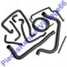 Kit de 10 durites de refroidissement pour Renault 17 injection de gordini phase 1