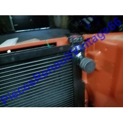 Radiateur de refroidissement pour Renault 12 Gordini Renault 17 Gordini