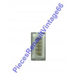 Interrupteur de de ventilation intérieure pour Renault 12 Renault 15 ou Renault 17