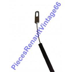 Câble d'ouverture de capot pour Renault 12  tous models