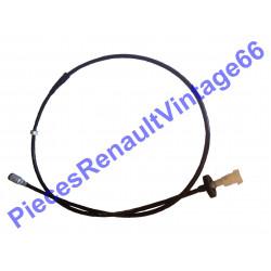 Câble de compteur ancien model pour Renault 12, Renault 15 et Renault 17