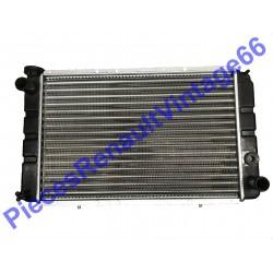Radiateur de refroidissement pour Renault 12 ou  Renaut 15 phase 2