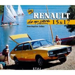 Les Renault 15 & 17 de mon père