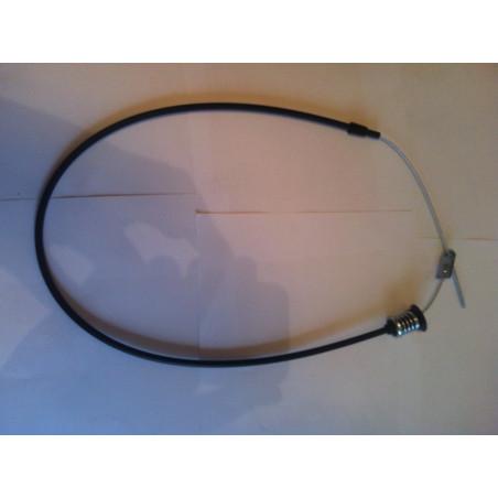 Cable d'accélérateur 100 cm pour  Renault 12, Renault 15 et Renault 17