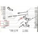 Silentbloc de bras supérieur pour renault 12 ou renault 15 ou renault 17
