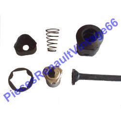 Kit de réparation pour serrure de coffre pour Renault 12, Renault 15 phase 1 et Renault 17 phase 1 pour tous models
